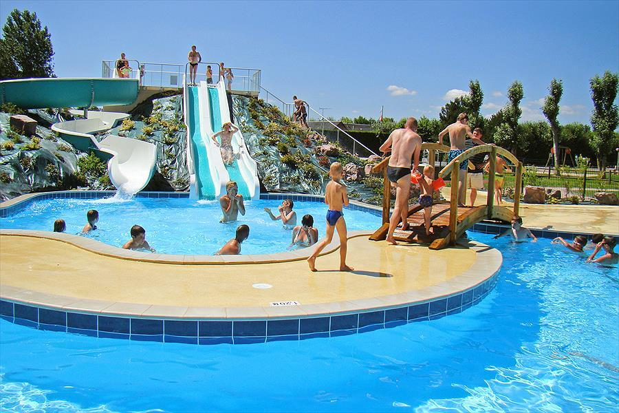 Camping le fanal boeken suncamp holidays for Camping haute normandie piscine
