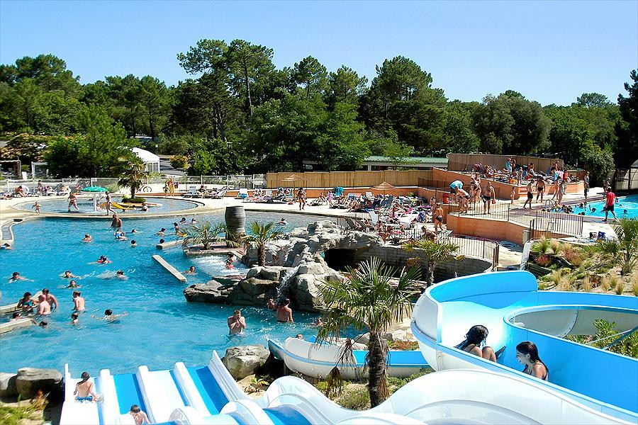 Camping Le Palace in Soulac-sur-Mer