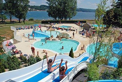 Camping Le Caussanel in Canet-de-Salars