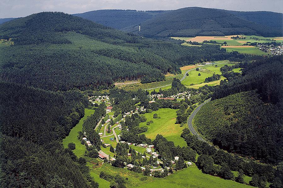 Camping  AZUR Campingpark Odenwald