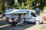 Pitch Motorhome / Caravan