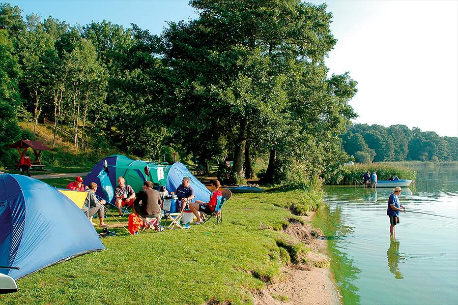 Camping  Camping und Ferienpark Havelberge