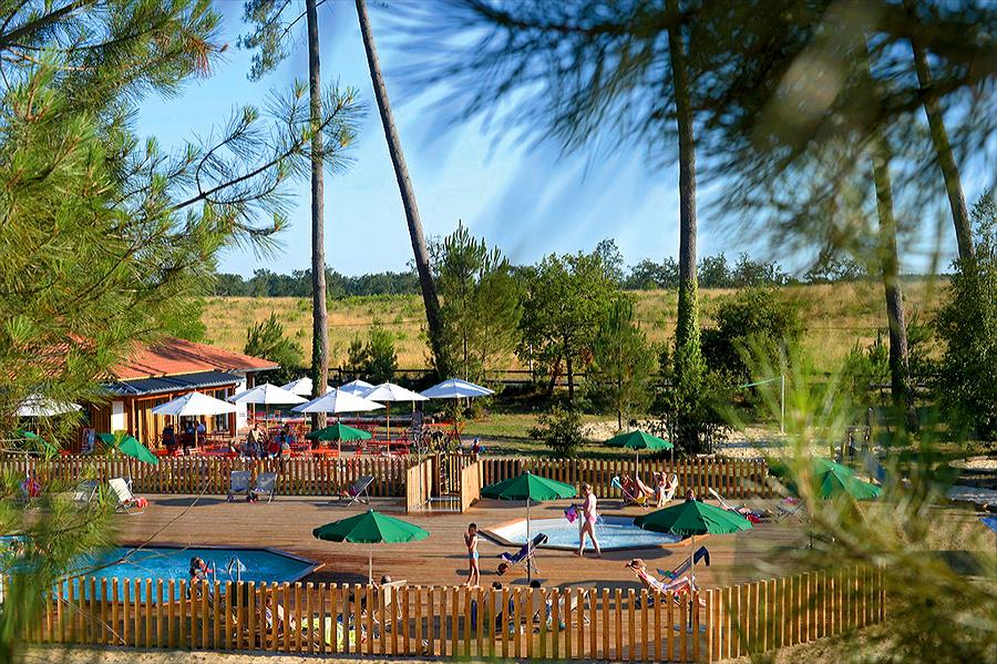 Camping  Camping Huttopia Landes Sud
