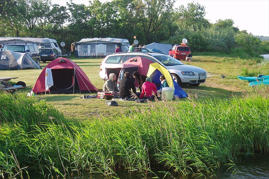 Camping  Ardoer camping t Noorder Sandt