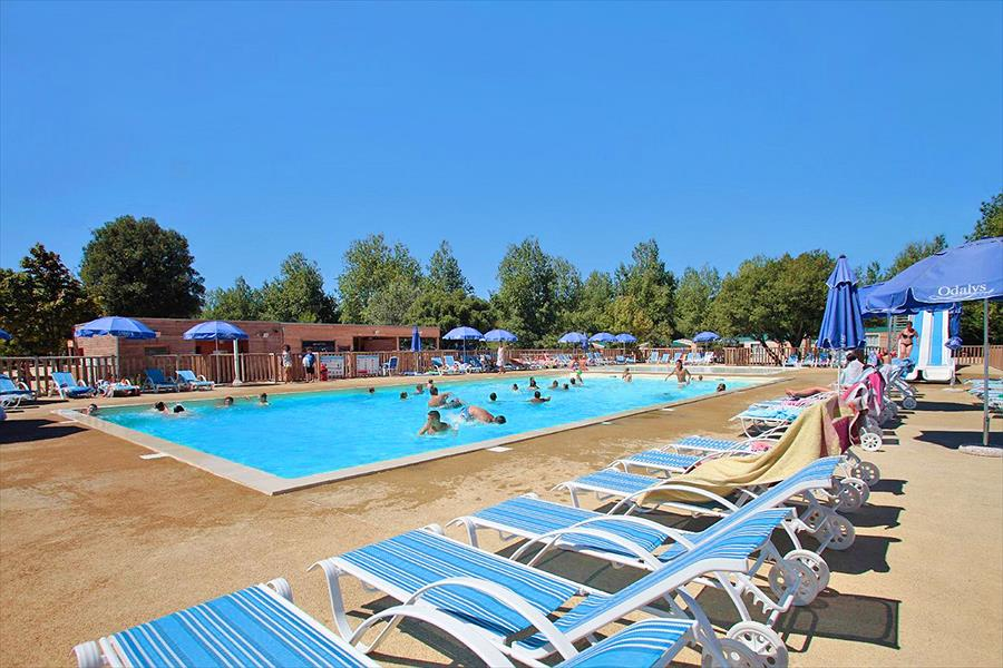 Camping Odalys Les Demoiselles