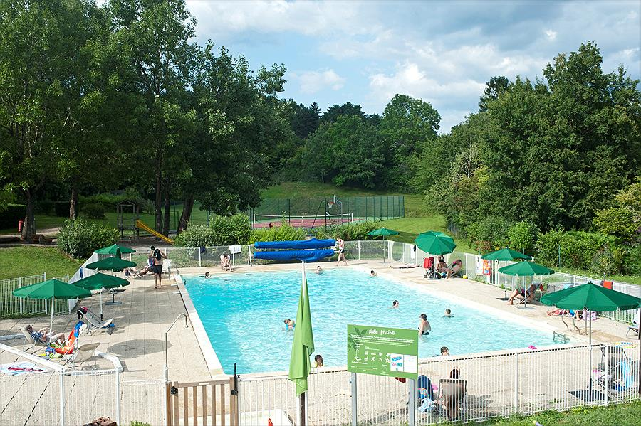 Camping  Camping Huttopia Divonne les Bains